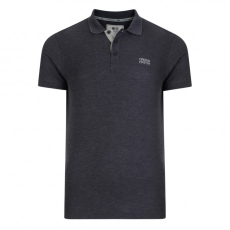 Crosshatch Pelekus Men's Polo Shirt Shirt Nine Iron