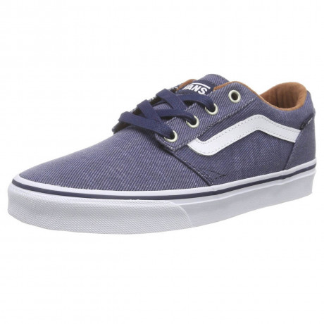 VANS Chapman Stripe Trainers Dress Blue