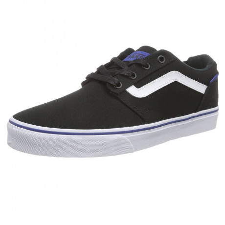 VANS Chapman Stripe Trainers Black
