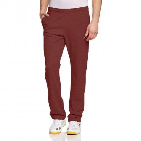 Champion Fleece Pants Tracksuit Jogging Bottoms Burgandy