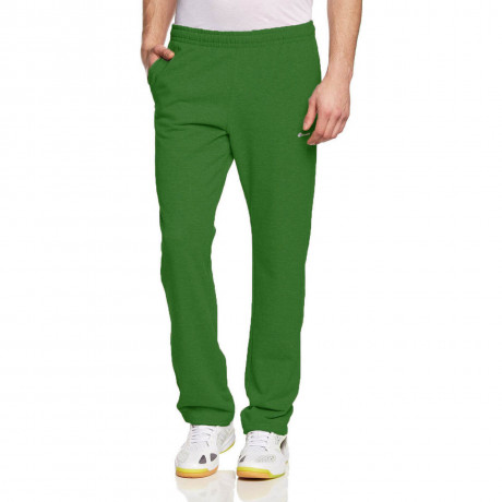 Champion Fleece Pants Tracksuit Jogging Bottoms Green