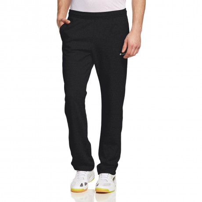 Champion Fleece Pants Tracksuit Jogging Bottoms Black