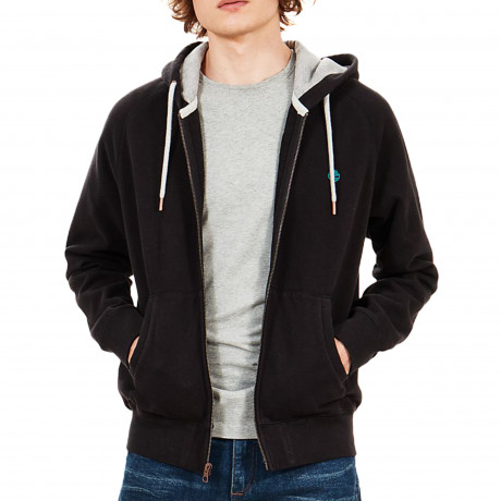 Timberland Men's Exeter River Sweatshirt Black | Jean Scene