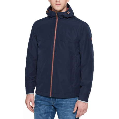 Timberland Packable Ragged Mountain Waterproof Jacket Dark Sapphire   Jean Scene