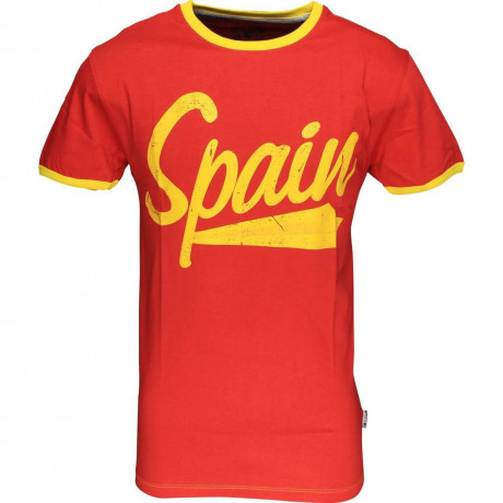 Soul Star Spain Signature T-shirt Red Image