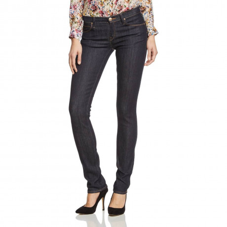Lee Jade WoSlim Stretch Jeans One Wash Image
