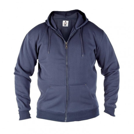 Rockford Big Kingsize Hoodie Top Navy Blue Image