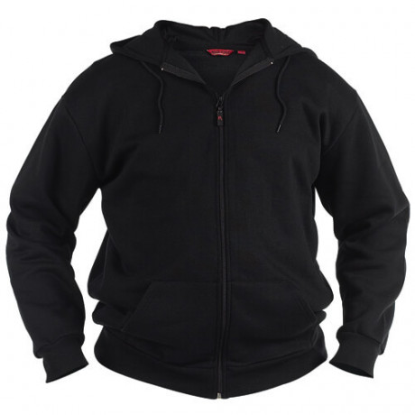 Rockford Big Kingsize Hoodie Top Black Image