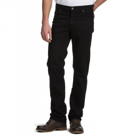 Lee Brooklyn Denim Jeans Washed Black Image