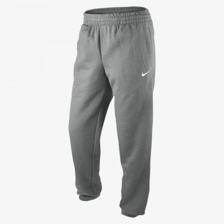 Nike Fleece Tracksuit Joggers Grey Pants Image