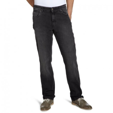 Wrangler Texas Stretch Denim Jeans Gravel Grey Image