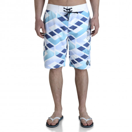 Smith & Jones Beach Swim Shorts & Flip Flop Set Latitude White Image
