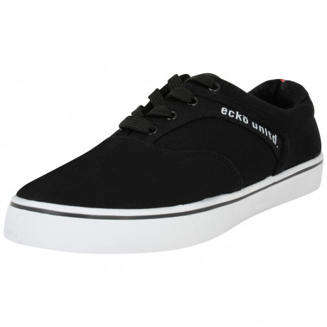 Ecko Men's Avery Low Canvas Shoes Black | Jean Scene