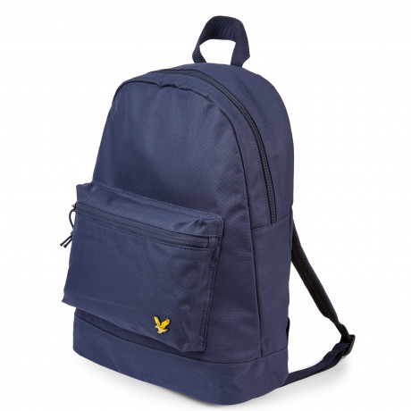 Lyle & Scott Rucksack Core Backpack Bag Navy | Jean Scene
