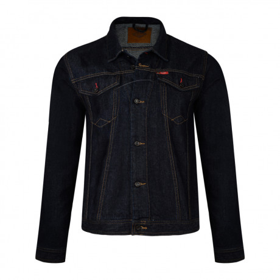 Lee Cooper Berden Denim Jacket Raw Wash | Jean Scene