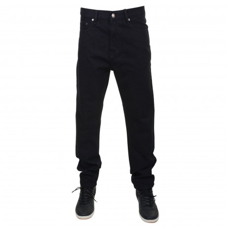 Boston Regular Fit Denim Jeans Black | Jean Scene