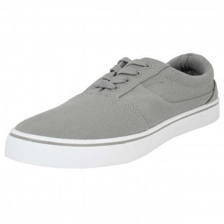 Ecko Men's Daim Low Canvas Shoes Grey | Jean Scene