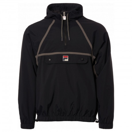 Fila Men's Astor Batwing Jacket Black | Jean Scene