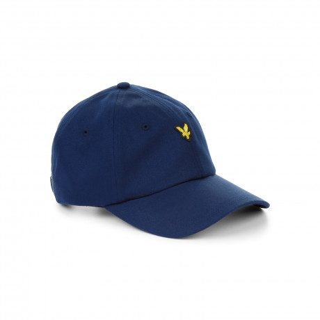 Lyle & Scott Baseball Cap Dark Navy | Jean Scene