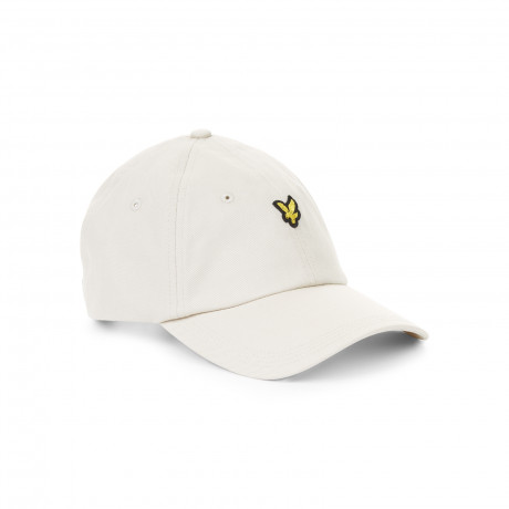 Lyle & Scott Baseball Cap Light Stone | Jean Scene