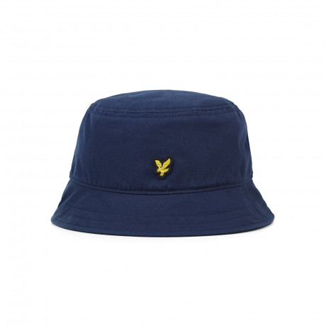 Lyle & Scott Bucket Hat Dark Navy | Jean Scene