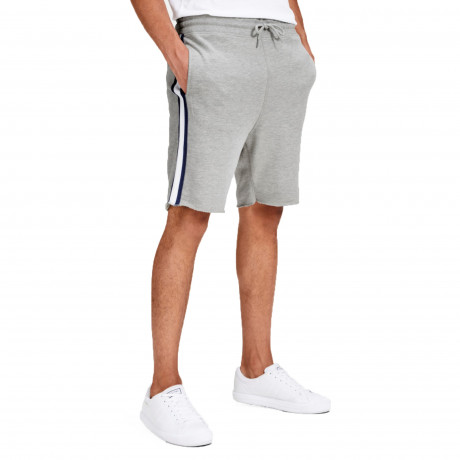 Jack & Jones Men's Original Sweat Jog Shorts Light Grey | Jean Scene