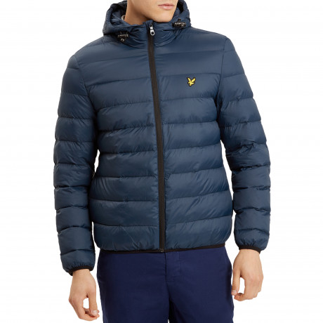 Lyle & Scott Men's Casual Jacket Navy | Jean Scene