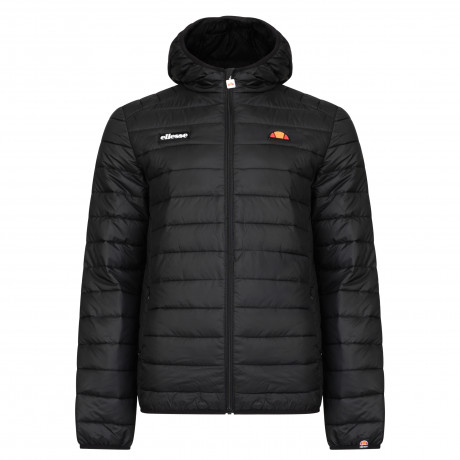Ellesse Padded Lombardy Puffer Jacket Anthracite | Jean Scene