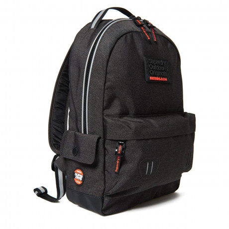 Superdry Hollow Montana Backpack Bag Dark Marl | Jean Scene