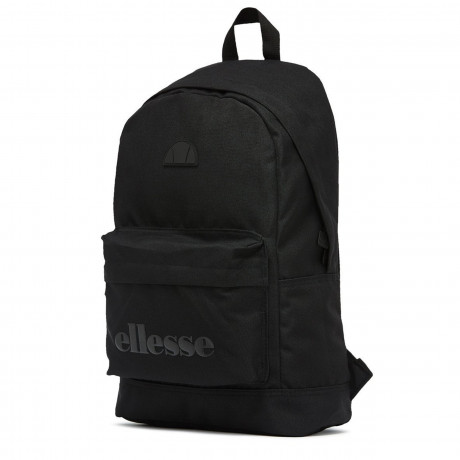 Ellesse Rucksack Basic Colour Pop Backpack Bag Black Mono | Jean Scene