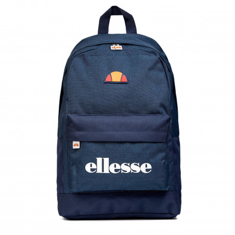Ellesse Rucksack Basic Colour Pop Backpack Bag Navy Marl | Jean Scene