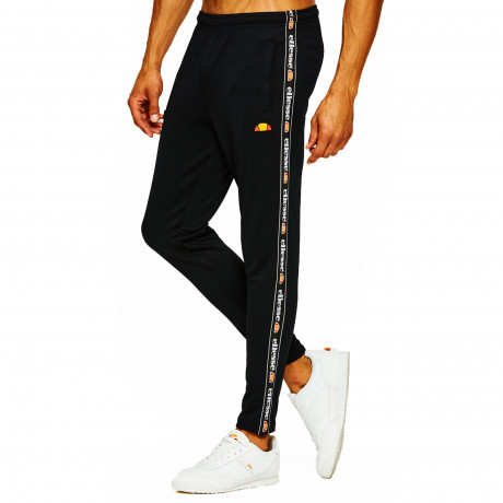 Ellesse Men's Ashford Authentic Track Bottoms Anthracite | Jean Scene