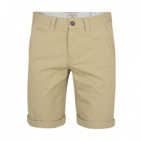 Lee Cooper Casual Spindrift Chino Shorts Pale Khaki | Jean Scene