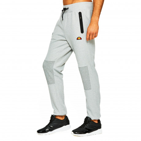 Ellesse Men's Forza Authentic Track Bottoms Grey Marl | Jean Scene