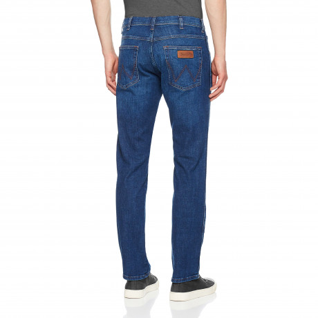 Wrangler Arizona Stretch Denim Jeans Blue Dimension Blue | Jean Scene