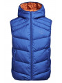 Jack & Jones Landing Quilt Padded Gilet Body Warmer True Blue