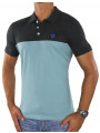 Jack & Jones Core Block Polo Shirt Tourmaline