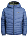 Jack & Jones Originals Bend Light Puffer Jacket Vintage Blue