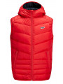 Jack & Jones Originals Bend Light Puffer Gilet Scarlet