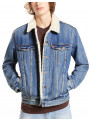 Levi's® Type 3 Sherpa Denim Jacket Needle Park
