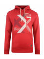 Smith & Jones Kingsnorth Hoodie Red