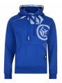 Crosshatch Pacific Hoodie Surf The Web Blue