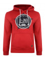 Smith & Jones Tavistock Hoodie Red