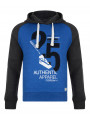 Smith & Jones Novar Hoodie Le Mans Blue