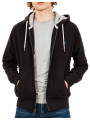 Timberland Exeter River Full Zip Hooded Sweatshirt Black