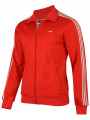 adidas Originals Beckenbauer Zip Up Track Top Jacket Red