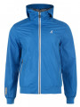 Kangol Men's Batnum Hooded Jacket Cobalt Blue