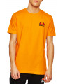 Ellesse Canaletto Logo T-Shirt Orange Popsicle