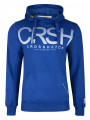 Crosshatch Crusher Hoodie Mazarine Blue
