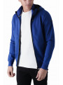 Duck and Cover Helm Zip Up Hoodie Ultra Marine